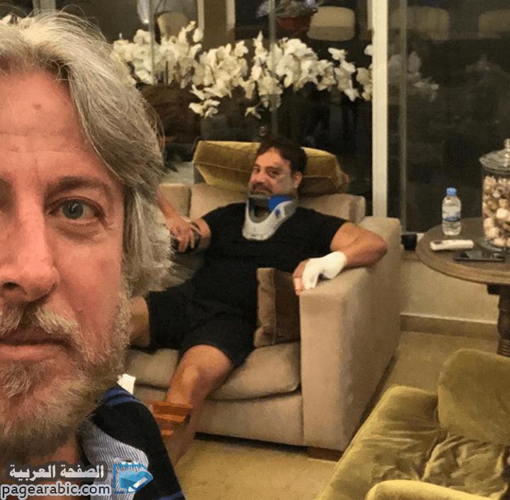 حقيقة وفاة عاصي الحلاني بعد سقوطه من على الحصان - الصفحة العربية