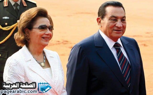 Photo of حقيقة وفاة سوزان مبارك ويكيبيديا اليوم السابع شائعة