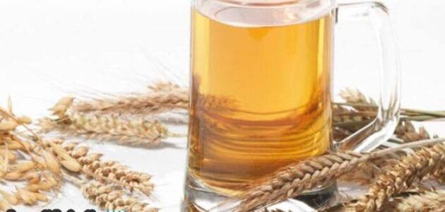 علاج تنمل الرجل او اليد فوائد عصير الشعير