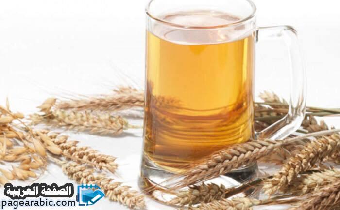 علاج تنمل الرجل او اليد فوائد عصير الشعير - الصفحة العربية