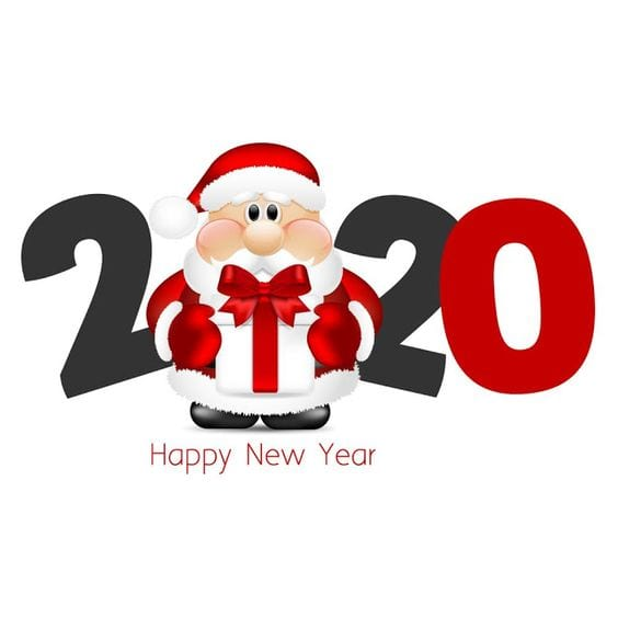 صورة صور بمناسبة إحتفالات رأس السنة 2020 الميلادية  the new year 2020