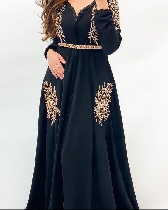 Photo of جلابيات مغربية 2020 من ازياء وملابس رمضان Moroccan Jalabiya