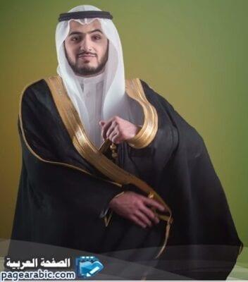 زواج عبدالمجيد الفوزان
