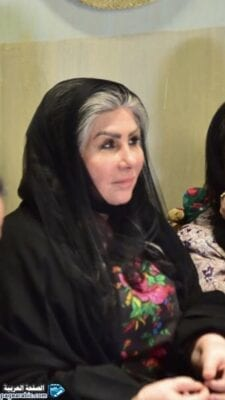 صور ليلى السلمان من مسلسل العاصوف