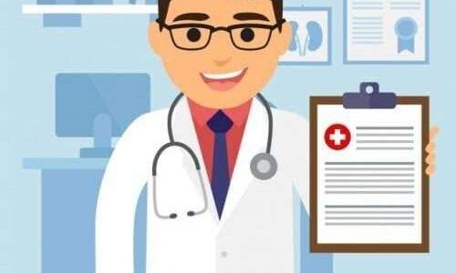 عبارات عن مهنة الطبيب للاطفال تعبير عن الدكتور للطابور المدرسي