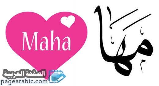 Photo of معنى اسم مها بالانجليزي والتركي