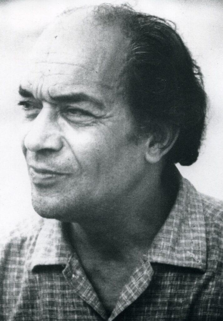 محمد خده ذكرى وفاة الرسام التشكيلي الجزائري - الصفحة العربية