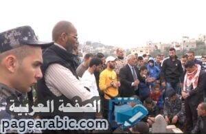 صور من جنازة بلقيس بني هاني - الصفحة العربية