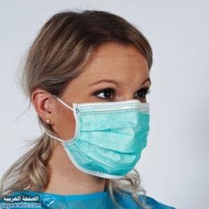 كيف تلبس الكمامة بالشكل الصحيح ضد فيروس كورونا - الصفحة العربية