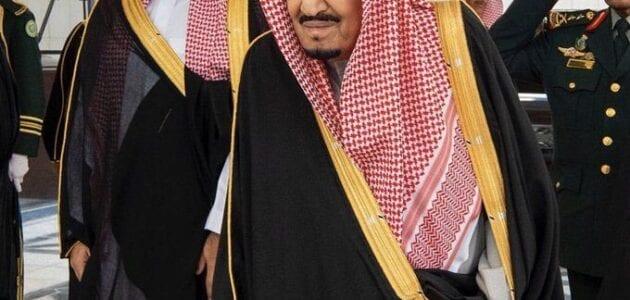 هاشتاق كلنا سلمان كلنا محمد يلجم الإعلام المؤجر الناشر خبر وفاة الملك سلمان