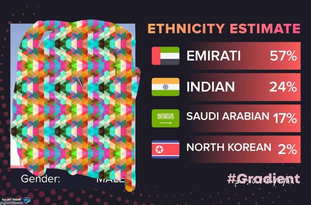 تطبيق العرق السعودي