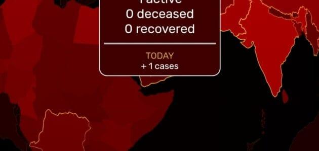 عدد حالات كورونا في اليمن اليوم 2020