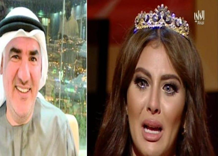 صورة سبب بكاء مريم حسين فيديو سناب شات