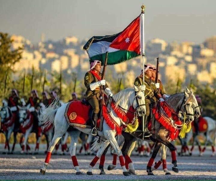صور عيد استقلال الأردن 74 للسنة 2020 صور علم الاردن - الصفحة العربية