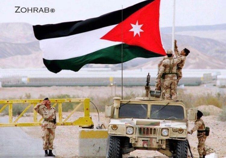 صور عيد استقلال الأردن