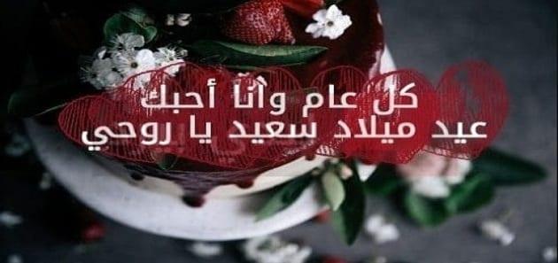 عيد ميلاد حبيبتي - الصفحة العربية