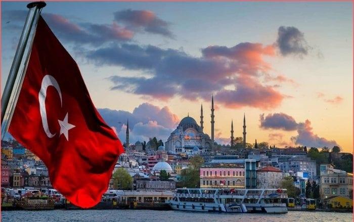 عدد سكان تركيا 2020