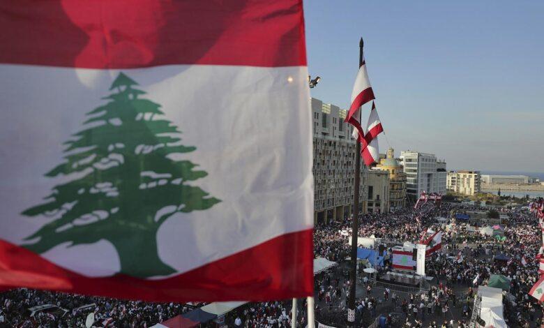 عدد سكان لبنان 2020