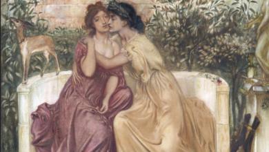 Photo of معنى كلمة لزلز Lesbian
