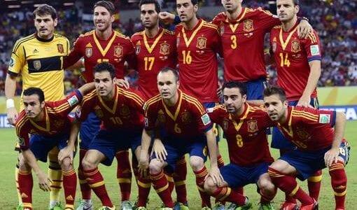 هداف مباراة اسبانيا وتاهيتي 2013 في كأس القارات