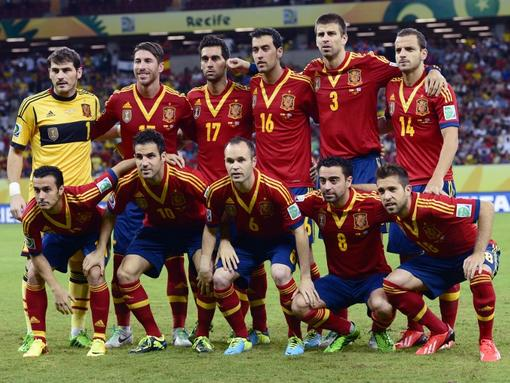 Photo of هداف مباراة اسبانيا وتاهيتي 2013 في كأس القارات