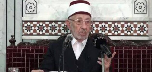 فيديو تشييع جثمان الشيخ البوطي في دمشق 23-3-2013