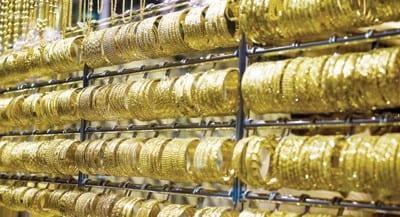 صورة جدول أسعار الذهب اليوم في اليمن 24-12-2015