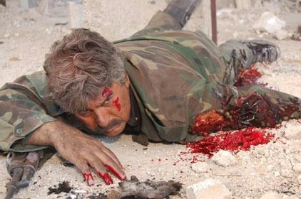 مقتل الفنان السوري عباس النوري شائعة خبر 5-2013 في صفوف الجيش السوري
