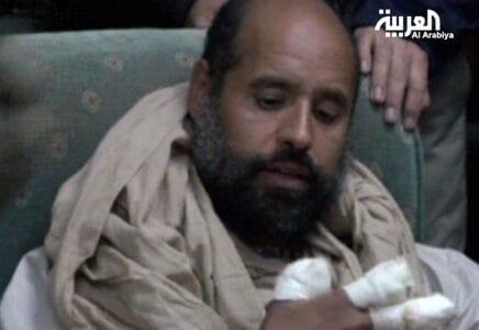 سيف الإسلام القذافي يمثل لأول مرة أمام القضاء الليبي