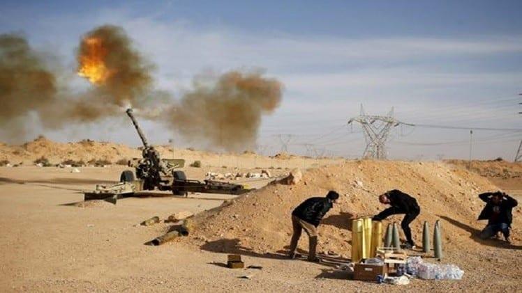 الحكومة تتبنى قصف داعش في سرب