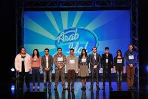 Photo of برنامج عرب ايدول 5-4-2013 – المجموعة الثانية
