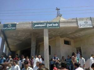 في ظل العنف في جامع التيسير بصنعاء
