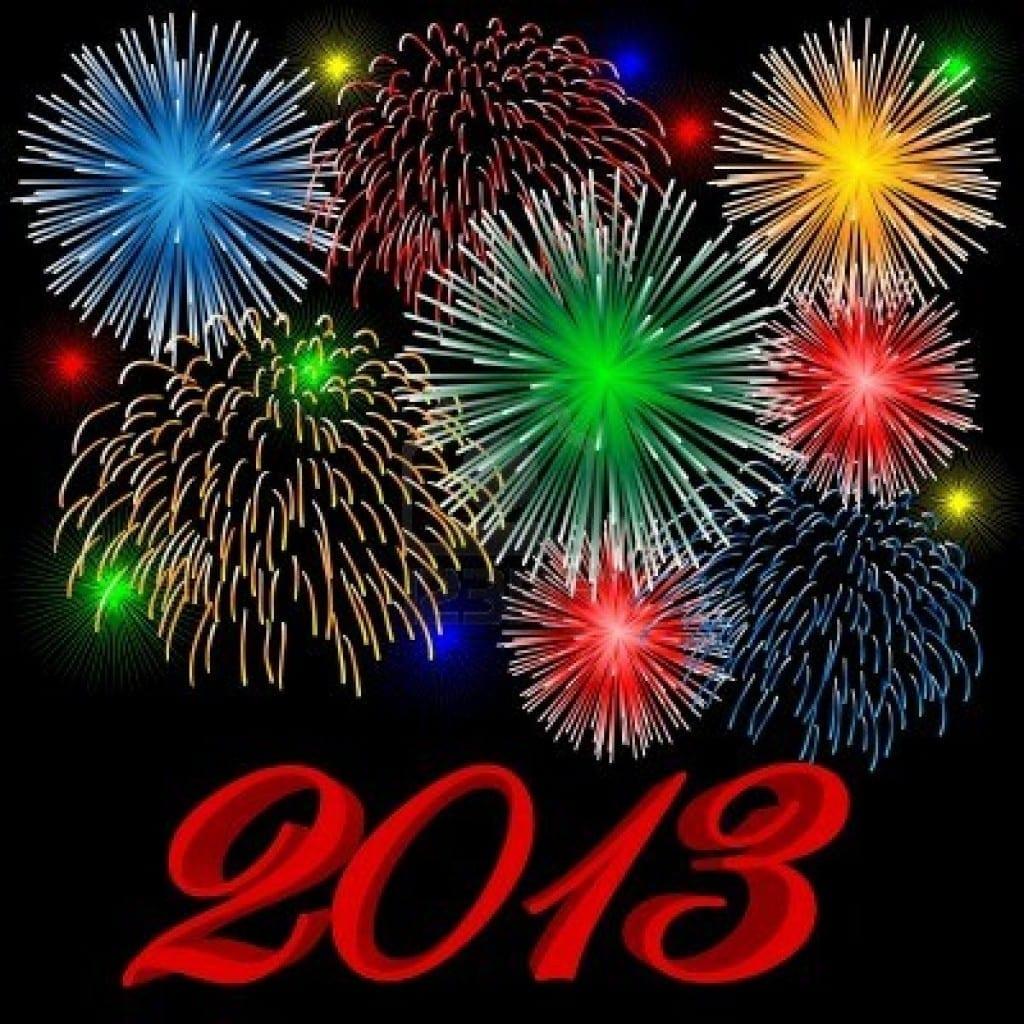 احدث رسائل السنة الجديدة ليلة راس السنة 2013 عبر موقع الصفحة العربية