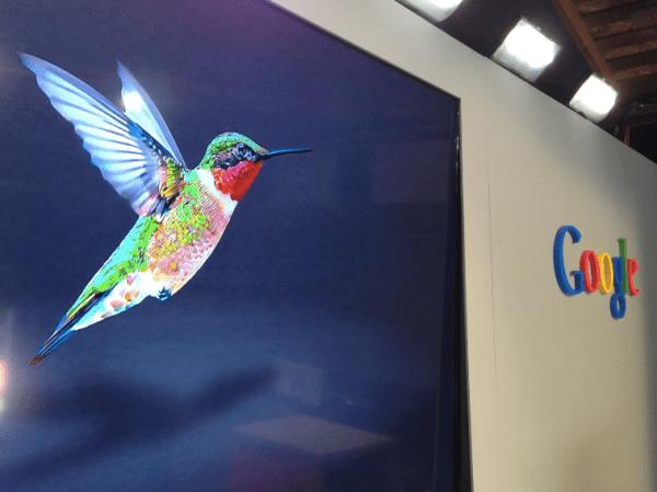 صورة الخروج من قوقل الطنان الرنان Hummingbird Algorithm