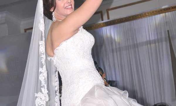 صور حفل زفاف الفنانة دنيا سمير غانم من الاعلامي رامي 6-2013
