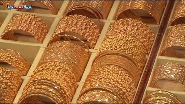 جدول أسعار الذهب السعودية 4-12-2014