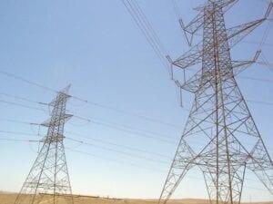 قطع خطوط الكهرباء في اليمن