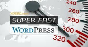 7 طرق في زيادة سرعة الموقع المستخدمة سكربت وورد بريس