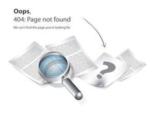 ازالة الروابط الي تؤثر على الموقع بحذف الصفحات في الموقع