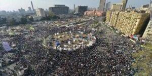 فوضى بعد عزل مرسي من الرئاسة