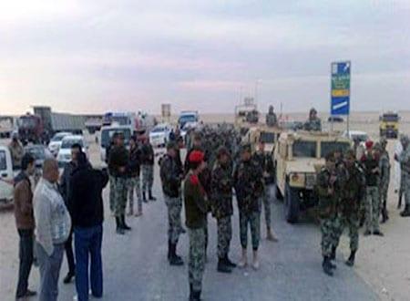 صورة فيديو يوتيوب   طائرات الجيش الليبي تقتل 50 مصرياً على الحدود
