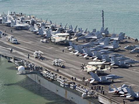 تحرك عسكري أميركي ضد النظام السوري