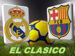 برشلونة وريال مدريد السبت 26-10-2013